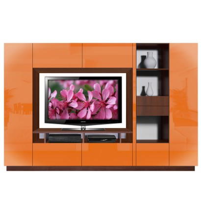 Jordan Wall Unit Colored Glass
