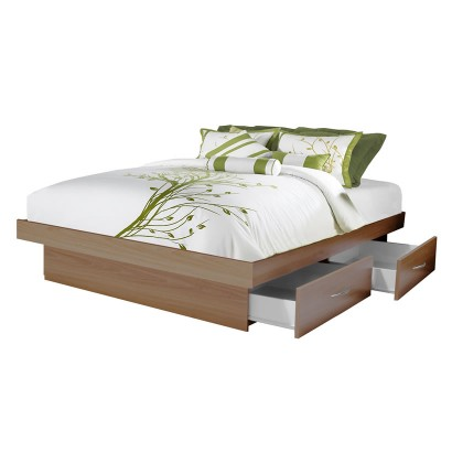 Permalink to how to make a platform bed with storage drawers