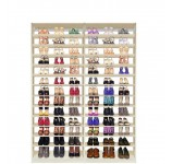 Isa Custom Shoe Closet - Double Module Shoe Storage