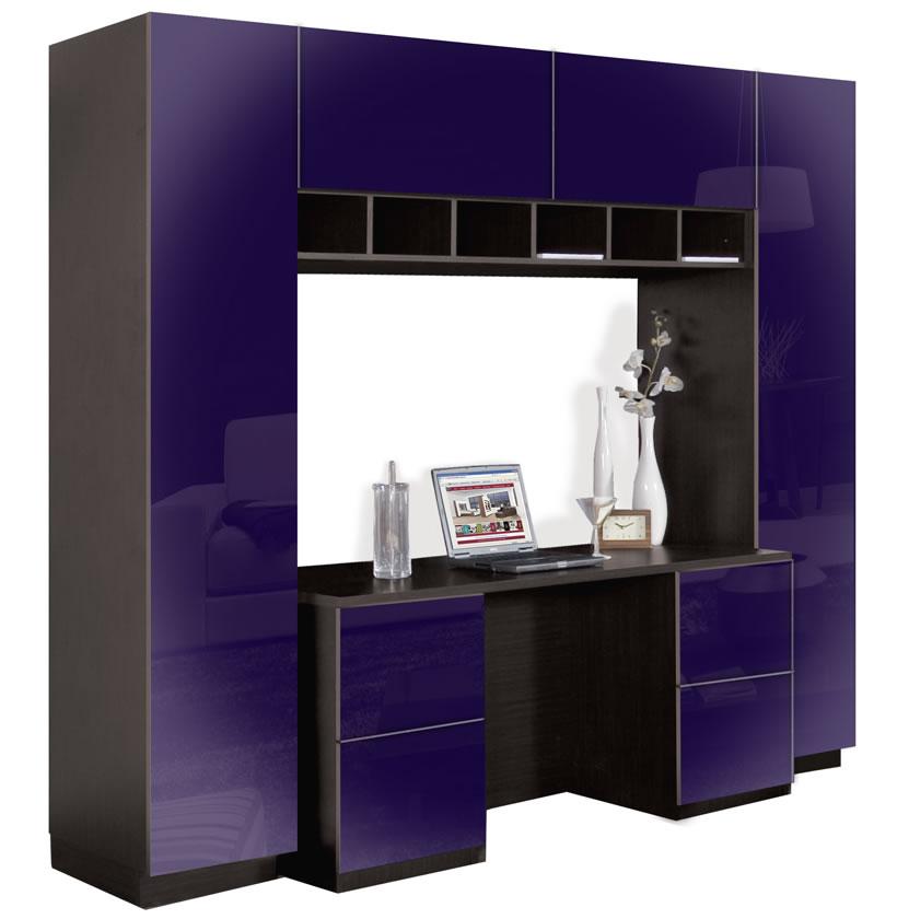 Davidson Wall Unit Desk Contempo Space