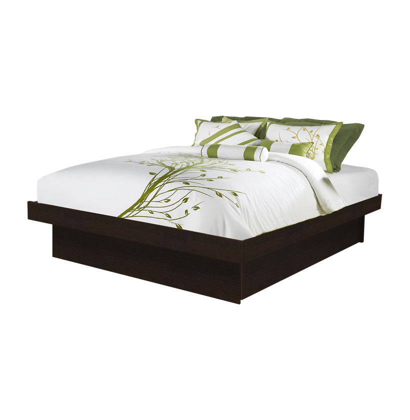 Queen Platform Bed Contempo Space