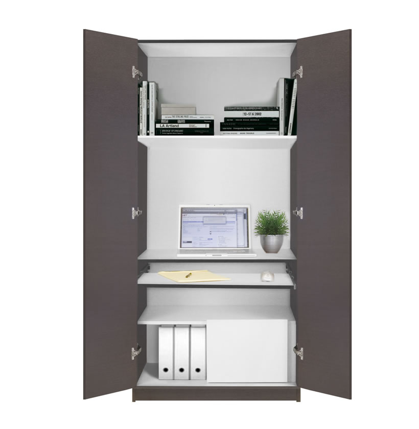Wonderful Sauder Computer Armoire For Your Computer Need  My Office Ideas