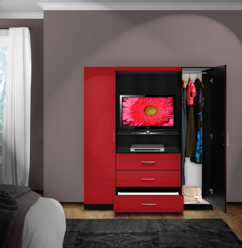 aventa tv armoire contempo space