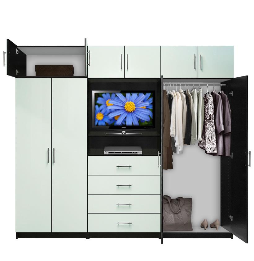 Aventa Wardrobe Tv Cabinet X Tall Extra Wardrobe Cabinet