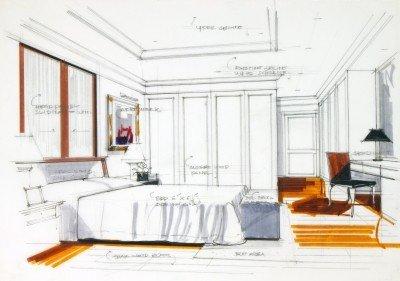 Superieur Can You See How These Five Design Elements Apply To This Sketch?