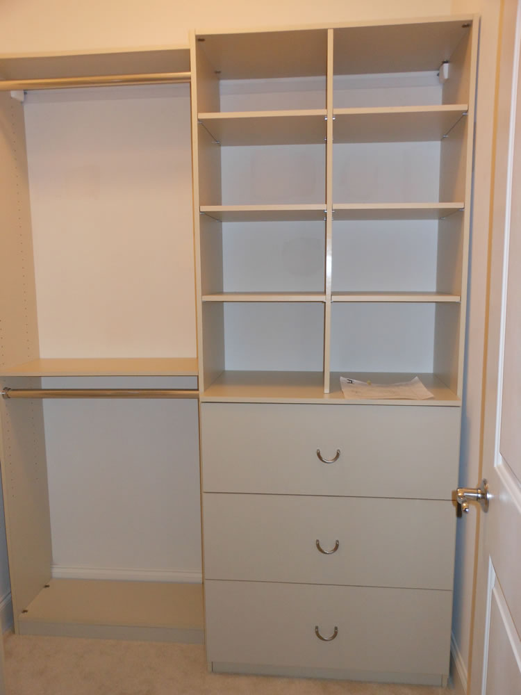 Custom Closet Installations Large And Small