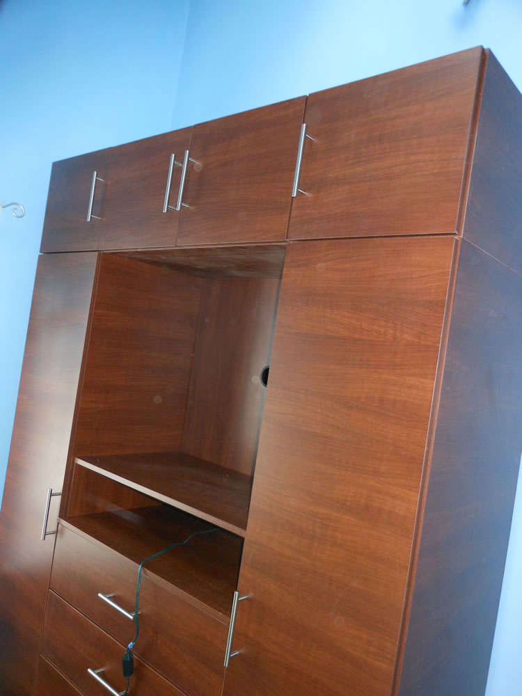 aventa tv armoire in new york contempo space blog. Black Bedroom Furniture Sets. Home Design Ideas