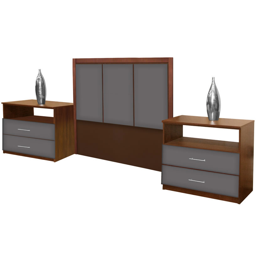 Monte Carlo Twin Size 3 Piece Bedroom Set Contempo Space