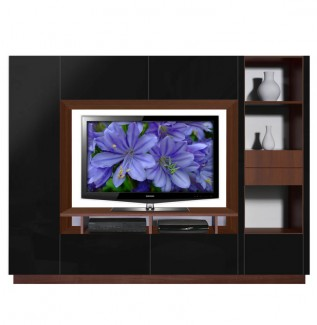 Black Wall Unit Bruno