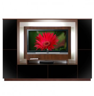 Upton Wall Unit Black
