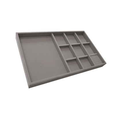 Shallow Jewelry Tray For Drawers