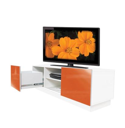 Addison TV Stand   Big Media Storage Drawers ...
