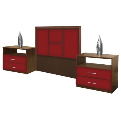 Madison Twin Size 3 Piece Bedroom Set