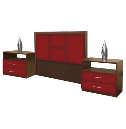 Madison Full Size 3 Piece Bedroom Set