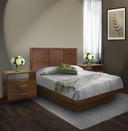 Amazing Rico Queen Size Platform Bedroom Set 4 Piece Download Free Architecture Designs Pendunizatbritishbridgeorg