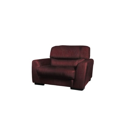 Adrian Leather Chair Modern Leather Chair In Burgundy Or