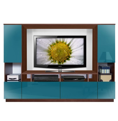 Marco Low Profile Entertainment Center For Low Ceilings Or Overhead