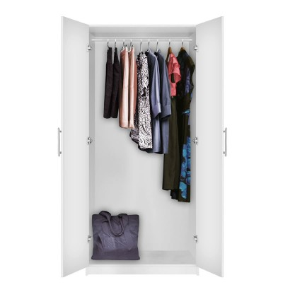 Alta Wardrobe Closet Double Doors