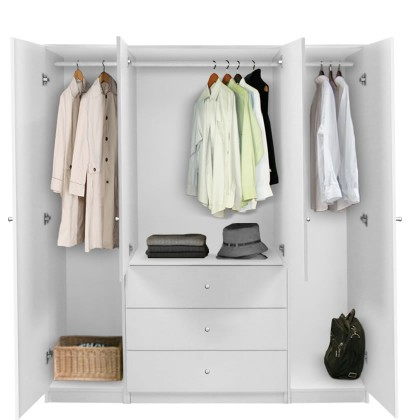 Good Alta Armoire Plus Closet Package