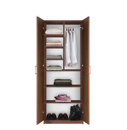 Bella Wardrobe Storage Armoire   Modern Wardrobe Storage ...