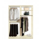 Isa Custom Closets Double Hanging Plus