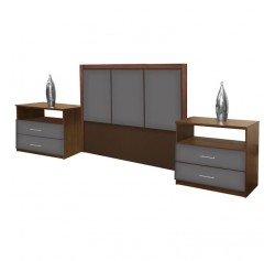 Monte Carlo Full Size 3 Piece Bedroom Set