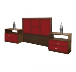 Madison Full Size 3 Piece Bedroom Set