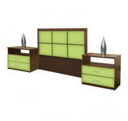 Rico Full Size 3 Piece Bedroom Set