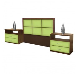 Rico Queen Size 3 Piece Bedroom Set