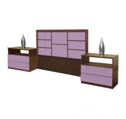 Montclair Queen Size 3 Piece Bedroom Set