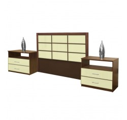 Cambridge Queen Size 3 Piece Bedroom Set