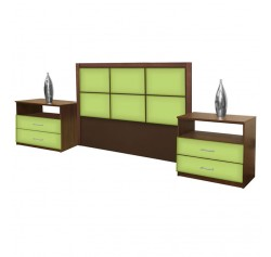 Rico King Size 3 Piece Bedroom Set