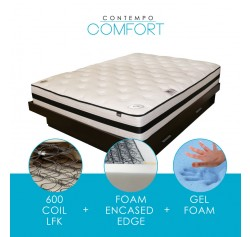 Bel Aire Plush 600 Mattress