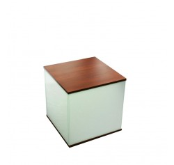 Cube Creation - Modern Little Accent Table