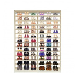 Custom Shoe Storage Closet