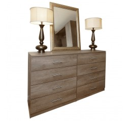 Chest Dresser with 8 Drawers
