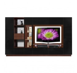 Modern Entertainment Wall Units Contempo Space