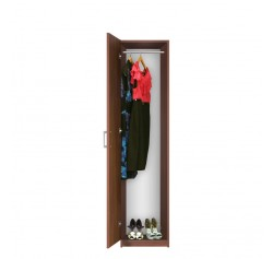 Bella Narrow Wardrobe - Left Opening Door