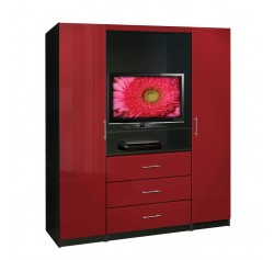 Aventa TV Armoire 3 Drawer