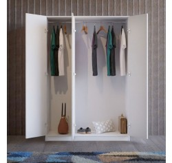 Alta Wardrobe Closet Package 3 Door