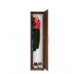 Bella Narrow Wardrobe - Right Opening Door
