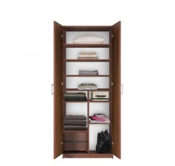 Bella Armoire Wardrobe - Ultimate Bedroom Storage