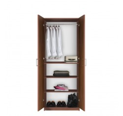 Bella Free Standing Wardrobe Cabinet - Luxurious Wardrobe Storage