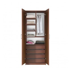 Bella Bedroom Armoire - Double Doors Armoire