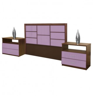 Montclair King Size 3 Piece Bedroom Set