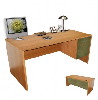 Alexis Executive Desk Right Pedestal