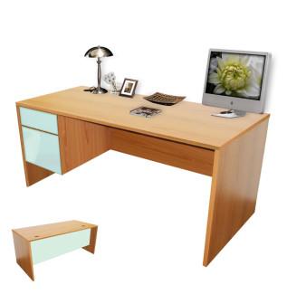 Alexis Executive Desk Left Pedestal