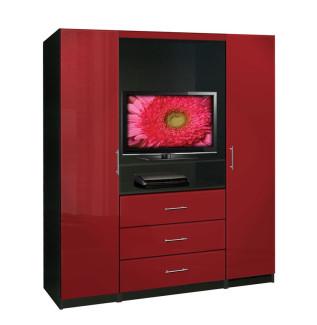 Aventa TV Armoire 3 Drawer