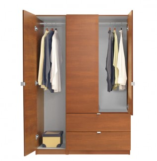 Alta Wardrobe Armoire Package