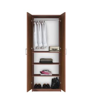 Bella Free Standing Wardrobe Cabinet - Luxurious Wardrobe Storage